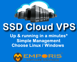 Emporis Software-SSD Cloud VPS India