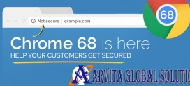 Chrome 68 is here – Help you to Get Secured: Buy Now & Secure Your Website