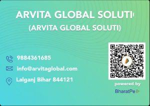 UPI-Bharat-Pay-Arvita-India Pay
