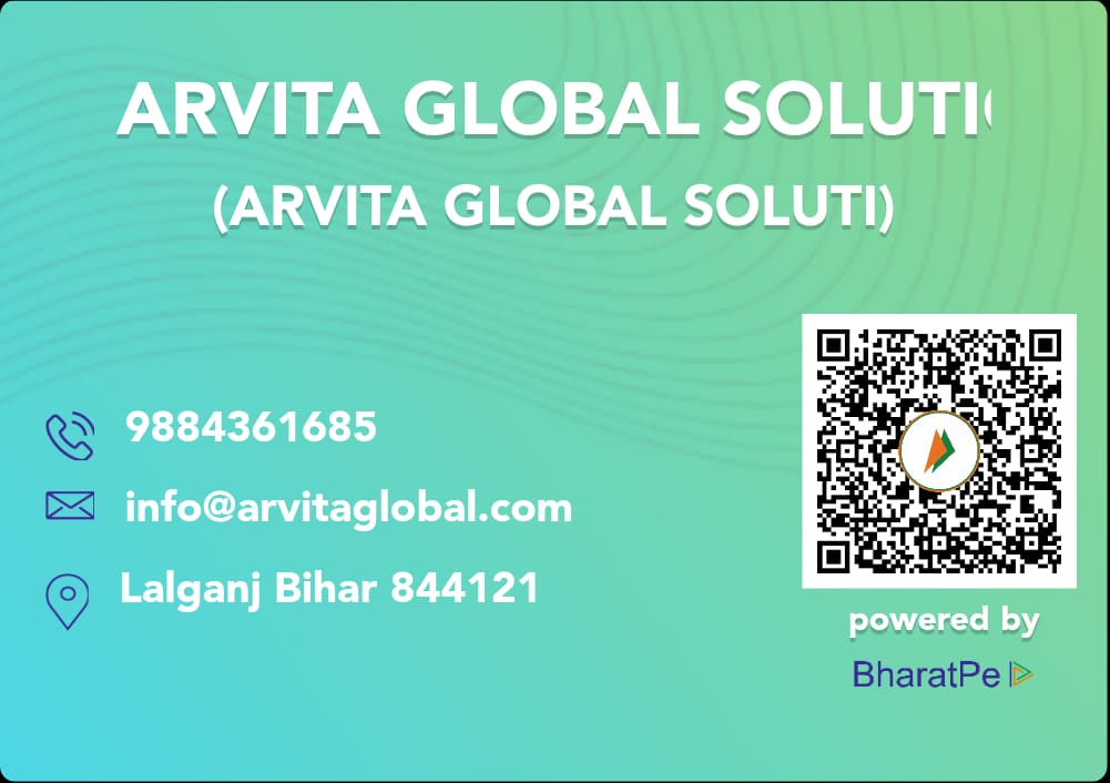 UPI-Bharat-Pay-Arvita-India Pay